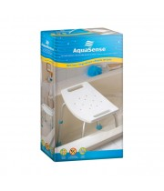 AquaSense Adjustable Bath Seat without Backrest